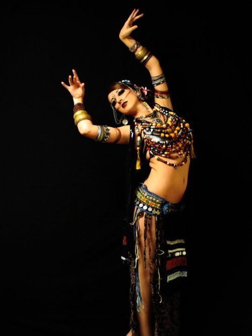 You should probably know this: Tribal Fusion Belly Dance ...